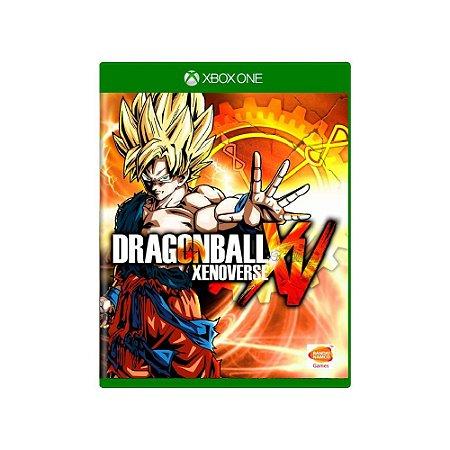 Dragon Ball Xenoverse XV - Usado - Xbox One