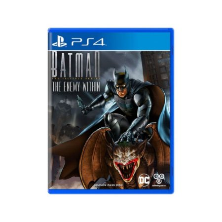 Batman The Enemy Within - Usado - PS4