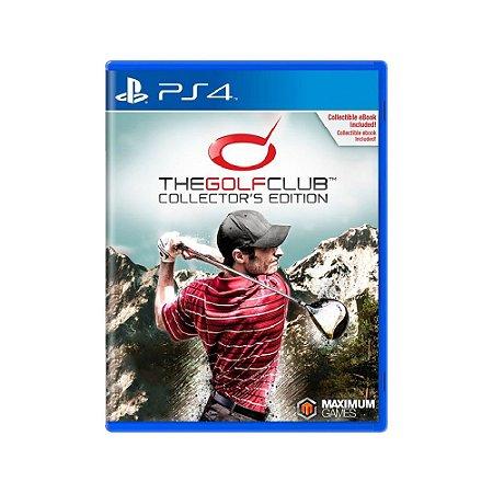 The Golf Club Collector's Edition - Usado - PS4