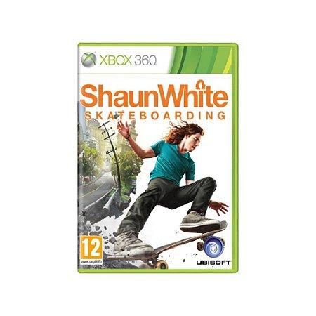 Shaun White Skateboarding - Usado - Xbox 360