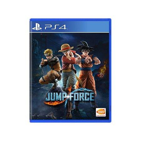 Jump Force - Usado - PS4