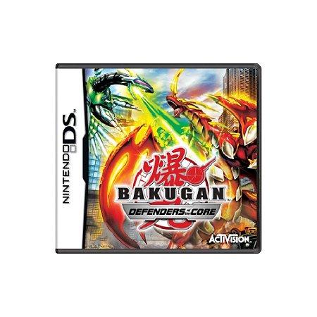 Bakugan Defenders of the Core - Usado - DS