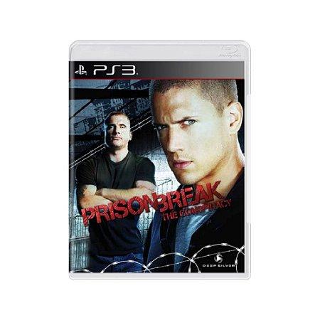 Prison Break The Conspiracy - Usado - PS3