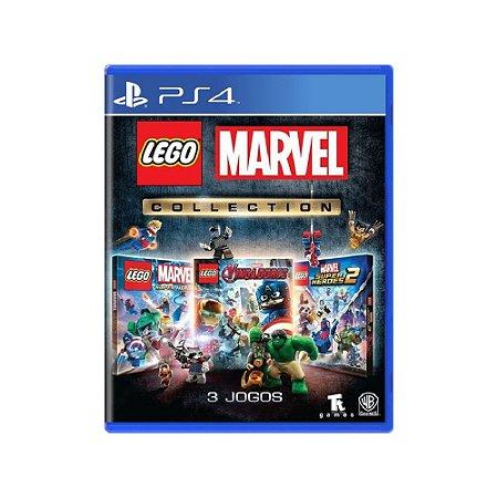 LEGO Marvel Collection - Usado - PS4
