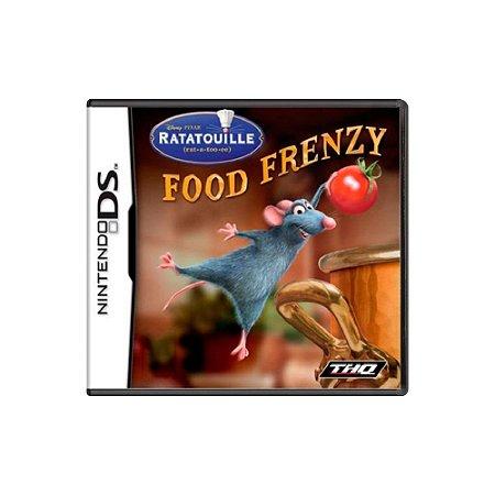 Pixar Ratatouille Food Frenzy (Sem Capa) - Usado - DS