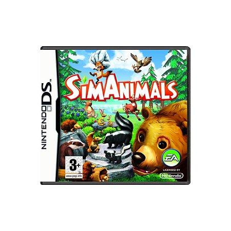 SimAnimals (Sem Capa) - Usado - DS