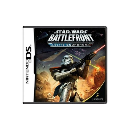 Star Wars Battlefront Elite Squadron (Sem Capa) - Usado - DS