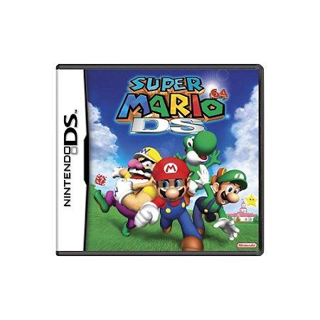 Super Mario 64 - Usado - DS