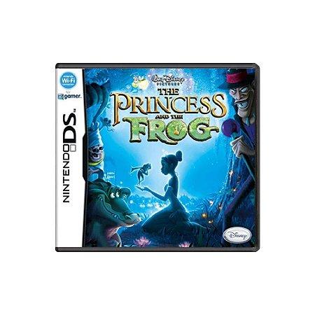 Disney The Princess and the Frog (Sem Capa) - Usado - DS