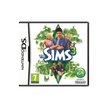 The Sims 3 - Usado - DS