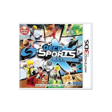 Deca Sports Extreme - Usado - 3DS