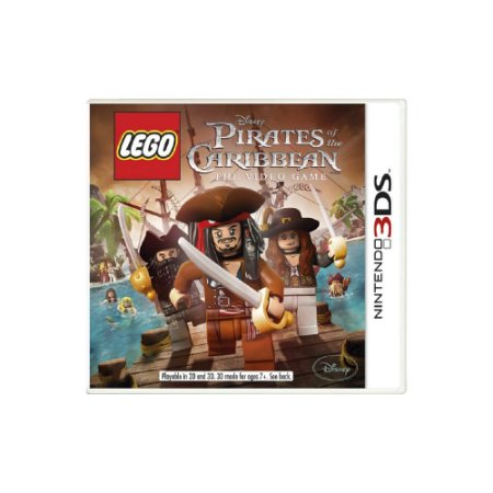 LEGO Pirates of the Caribbean The Video Game - Usado - 3DS