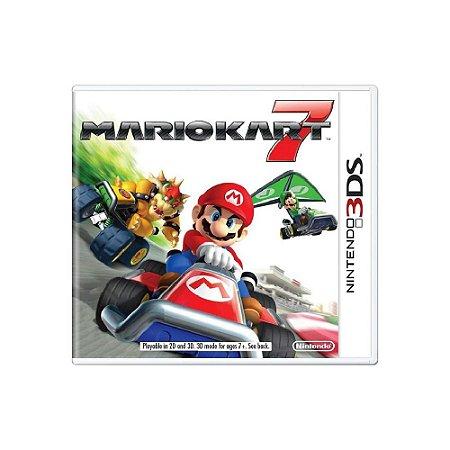 Mario Kart 7 (Sem Capa) - Usado - 3DS