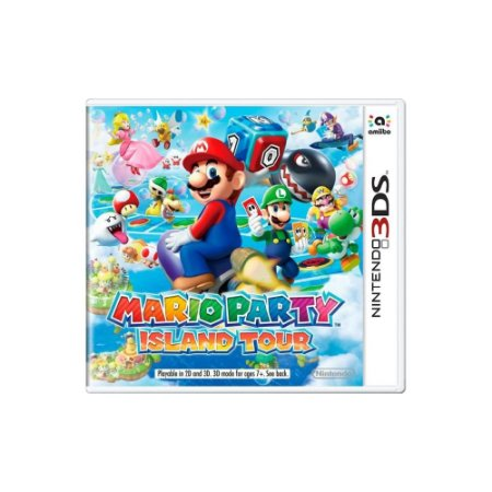 Mario Party Island Tour - Usado - 3DS