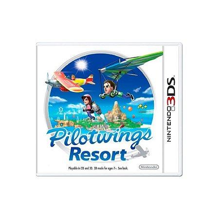 Pilotwings Resort (Sem Capa) - Usado - 3DS