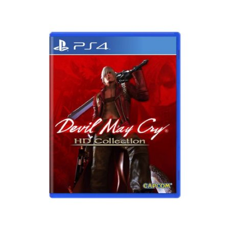 Devil May Cry Hd Collection - Usado - PS4