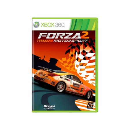 Forza Motorsport 2 - Usado - Xbox 360