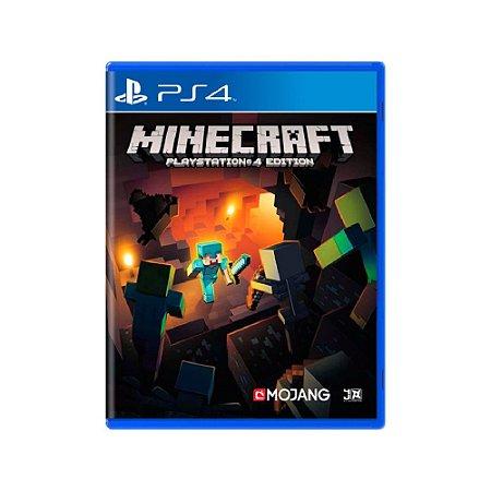 Minecraft - Usado - Ps4