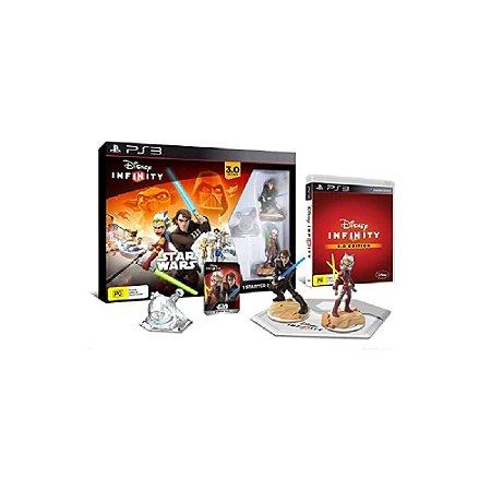 Disney Infinity 3.0 Starter Pack Star Wars - Usado - PS3