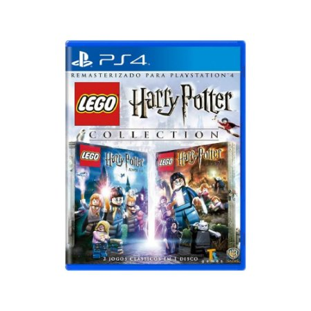 LEGO Harry Potter Collection - Usado - PS4