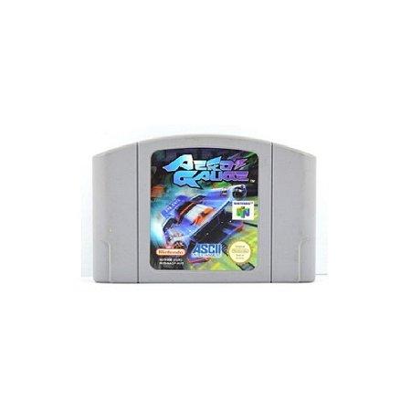 AeroGauge - Usado - N64