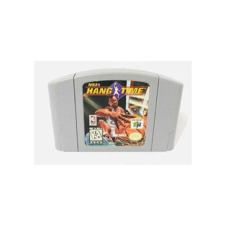 NBA Hang Time - Usado - N64