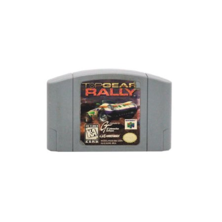 Top Gear Rally - Usado - N64