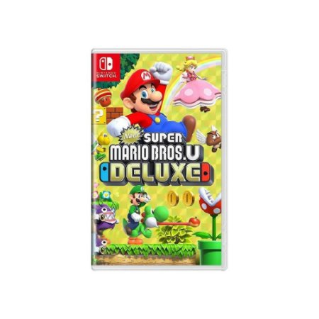 New Super Mario Bros. U Deluxe - Usado - Switch
