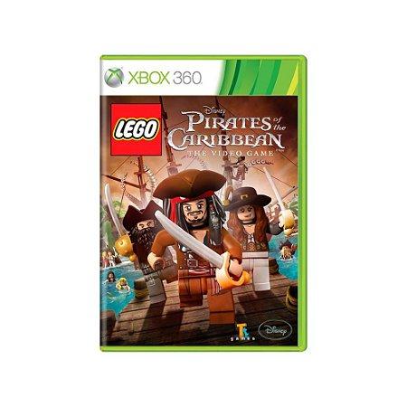 LEGO Pirates of the Caribbean The Video Game Usado Xbox 360