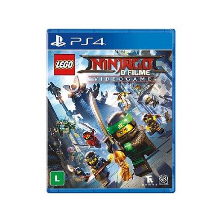 LEGO Ninjago Movie Video Game - Usado - PS4