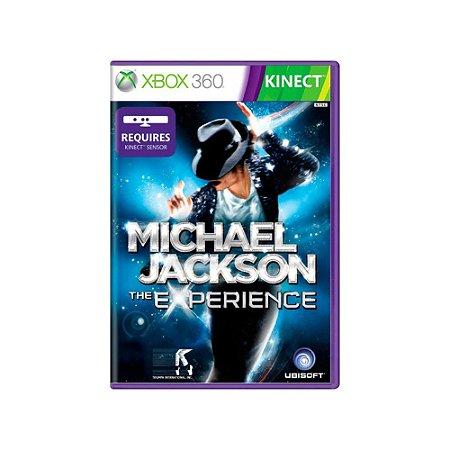 Michael Jackson The Experience - Usado - Xbox 360