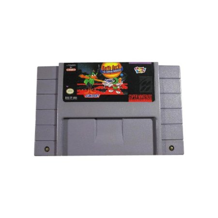 Daffy Duck The Marvin Missions - Usado - SNES