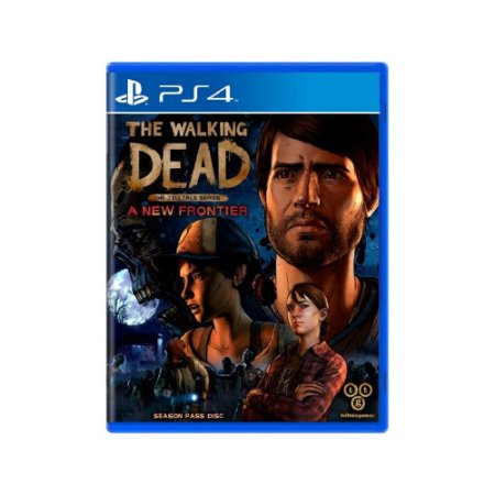 The Walking Dead a New Frontier - Usado - PS4