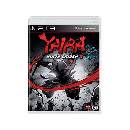 Yaiba Ninja Gaiden Z - Usado - PS3