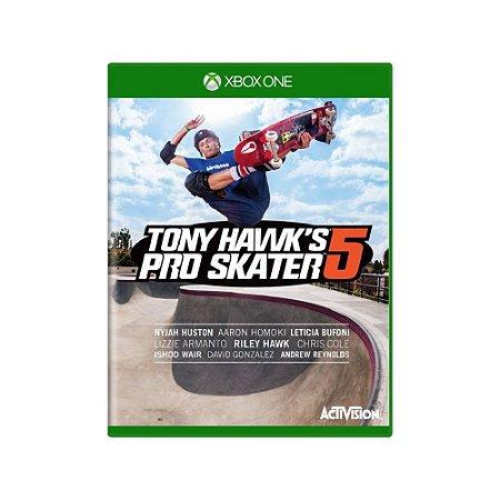 Tony Hawk's Pro Skater 5 - Usado - Xbox One