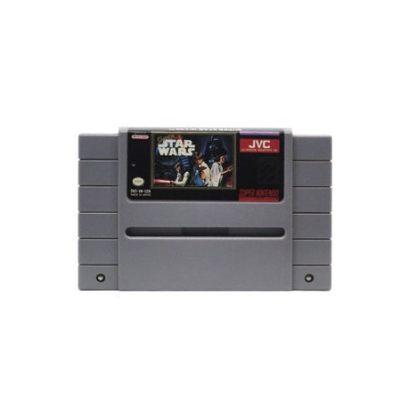 Super Star Wars - Usado - SNES