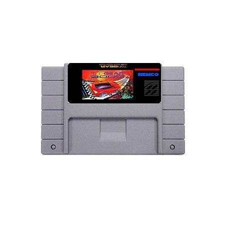 Top Gear 3000 - Usado - SNES