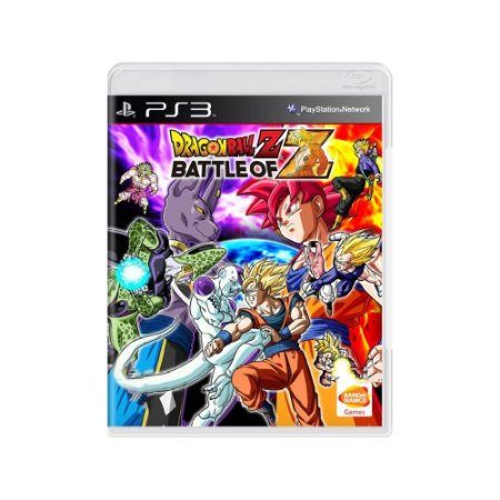 Dragon Ball Z Battle of Z - Usado - PS3