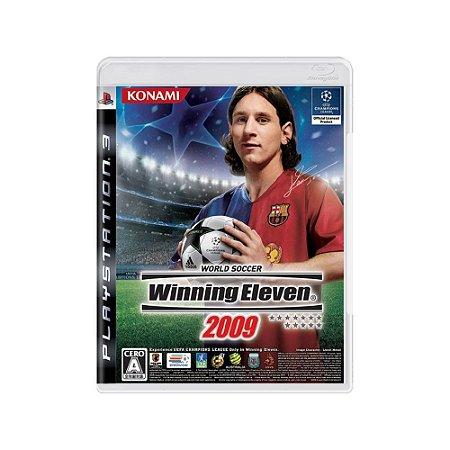 World Soccer Winning Eleven 2009 - Usado - PS3