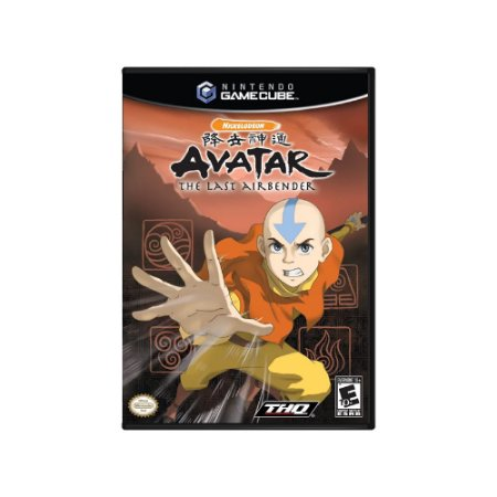 Avatar The Last Airbender - Usado - Gamecube