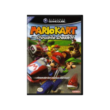 Mario Kart Double Dash!! - Usado - GameCube