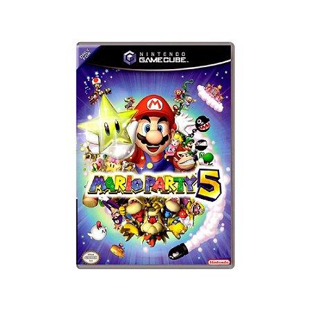 Mario Party 5 - Usado - GameCube