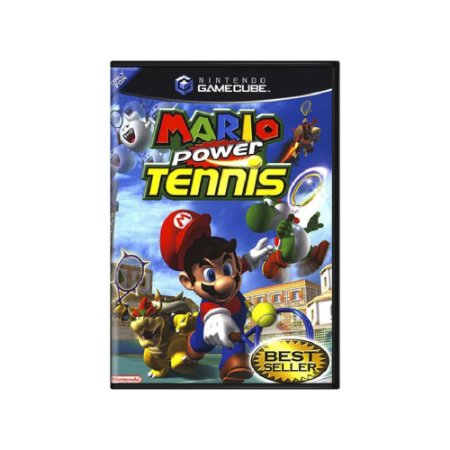 Mario Power Tennis - Usado - GameCube