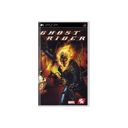 Ghost Rider - Usado - PSP
