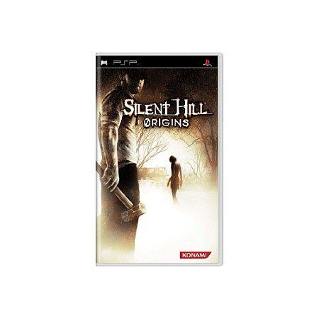 Silent Hill Origins - Usado - PSP