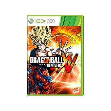 Dragon Ball Xenoverse XV - Usado - Xbox 360