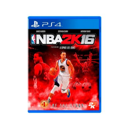 NBA 2K16 - Usado - PS4