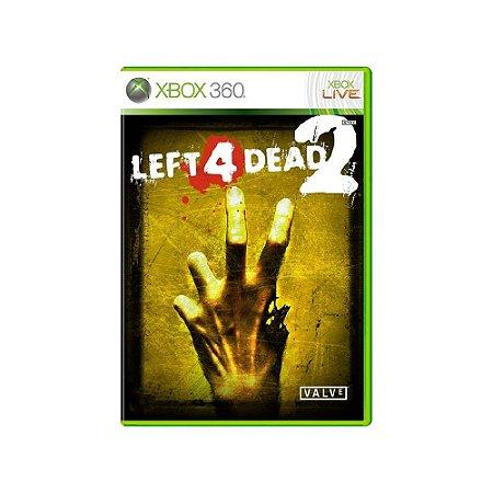Left 4 Dead 2 - Usado - Xbox 360