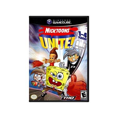 Nicktoons Unite! - Usado - GameCube