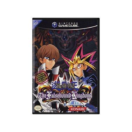 Yu-gi-oh! The Falsebound Kingdom - Usado - GameCube